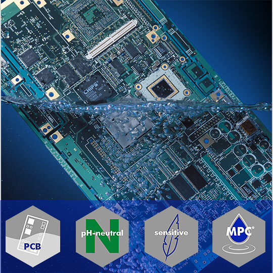 cleaning pcbs
