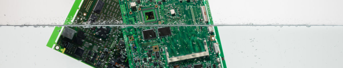 PCB Cleaning in the electronics industry